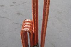 3 serpentine rame alettato refrigerazione olio (3)