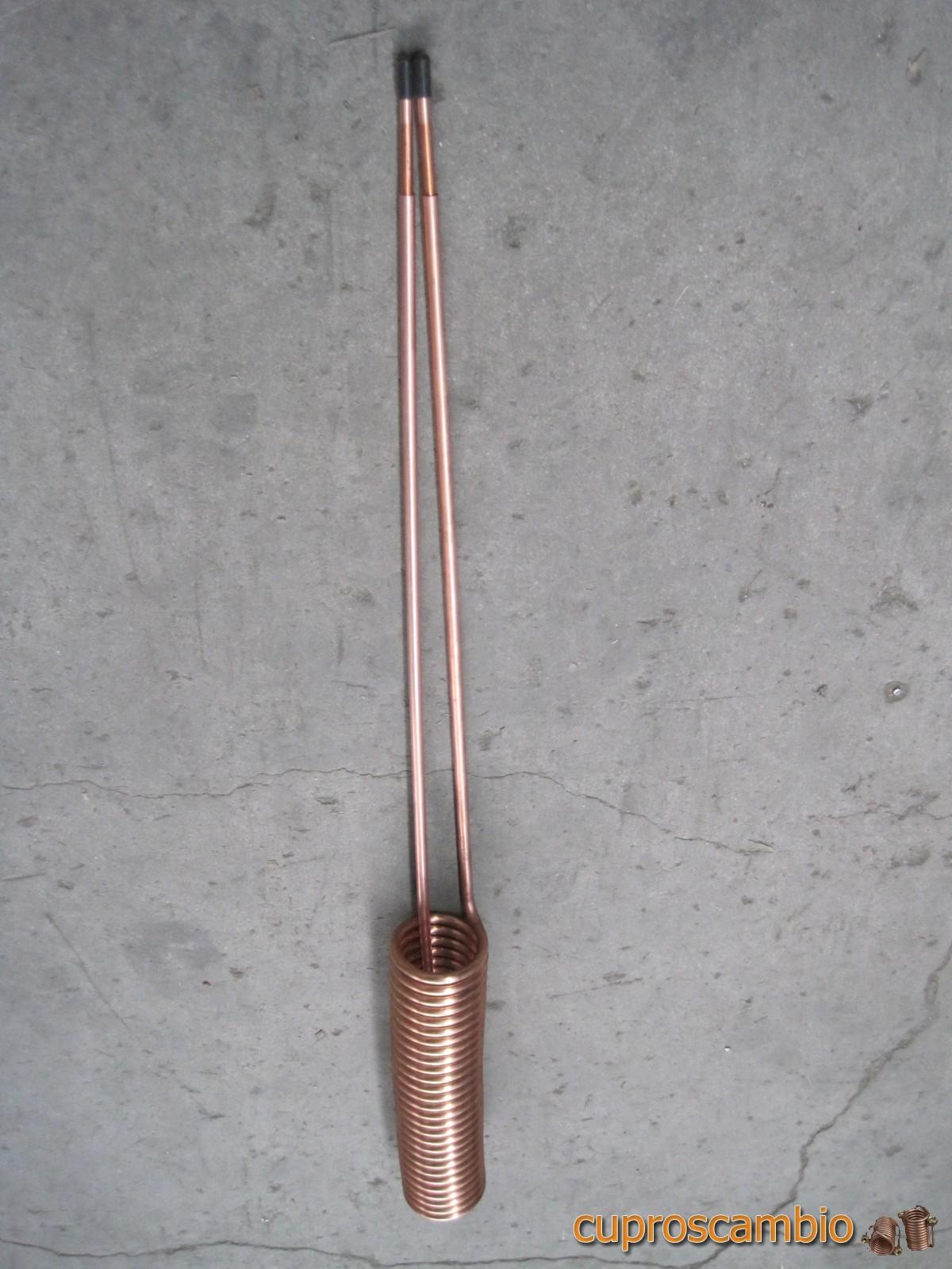 serpentine per pompe di calore