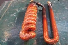 3 serpentine rame alettato refrigerazione olio (1)