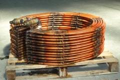 scambiatori per impianti di produzione pneumatici