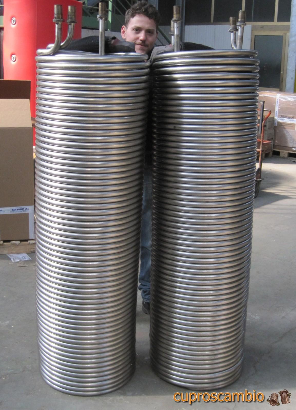 1.4 serpentina di acciaio inox (1)